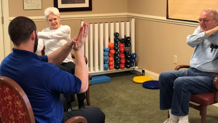 Functional Movement Exercises for Seniors