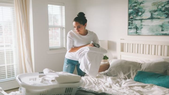 Tips for cleaning your room