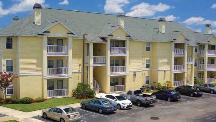 One of our new community acquisitions in Jacksonville, FL, at American Landmark