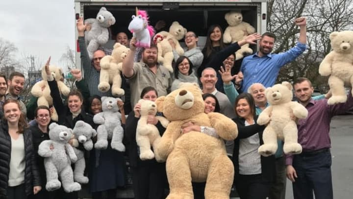 2017 Toys For Tots Ellensburg Washington : Toys for tots