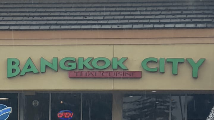 Bangkok City Thai Cuisine Rocklin, CA