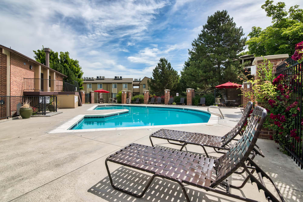 Our Apartments in Riverdale, Utah offer a Beautiful Swimming Pool