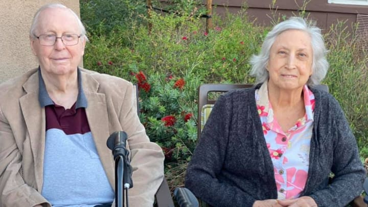 Fresh air is important for those with dementia