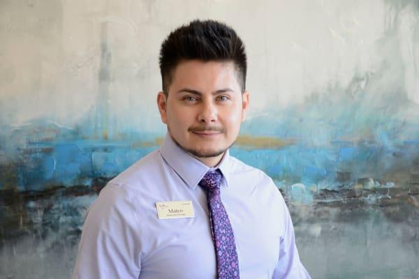Matteo Rodriguez - Restaurant Manager