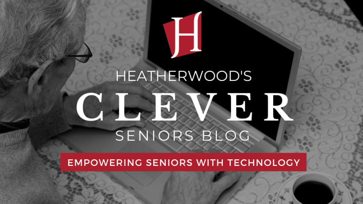 Empowering Seniors With Technology at {{location_name}}