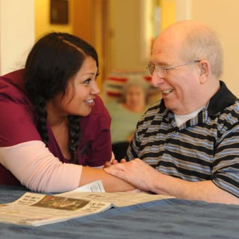 Memory care at Chandler House in Yakima, Washington