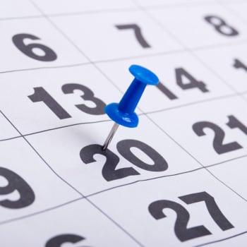Assisted Living Calendar at Arbor Landing at Pawleys