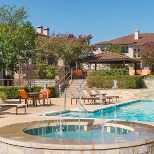 Amenities at Mira Vista at La Cantera in San Antonio, Texas