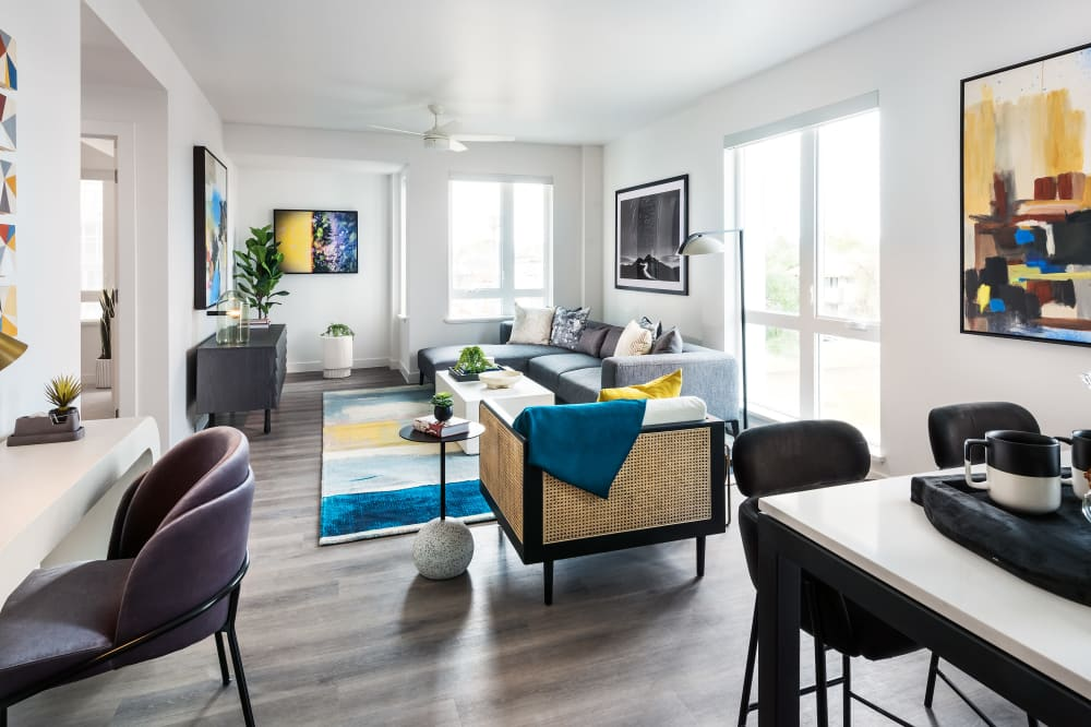 View the floor plans at Hudson on Farmer in Tempe, Arizona