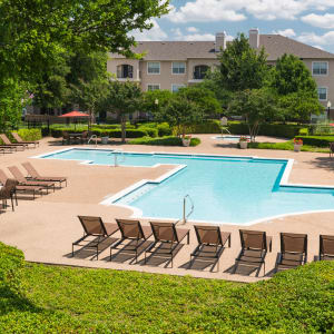 Neighborhood at Ballantyne Apartments in Lewisville, Texas