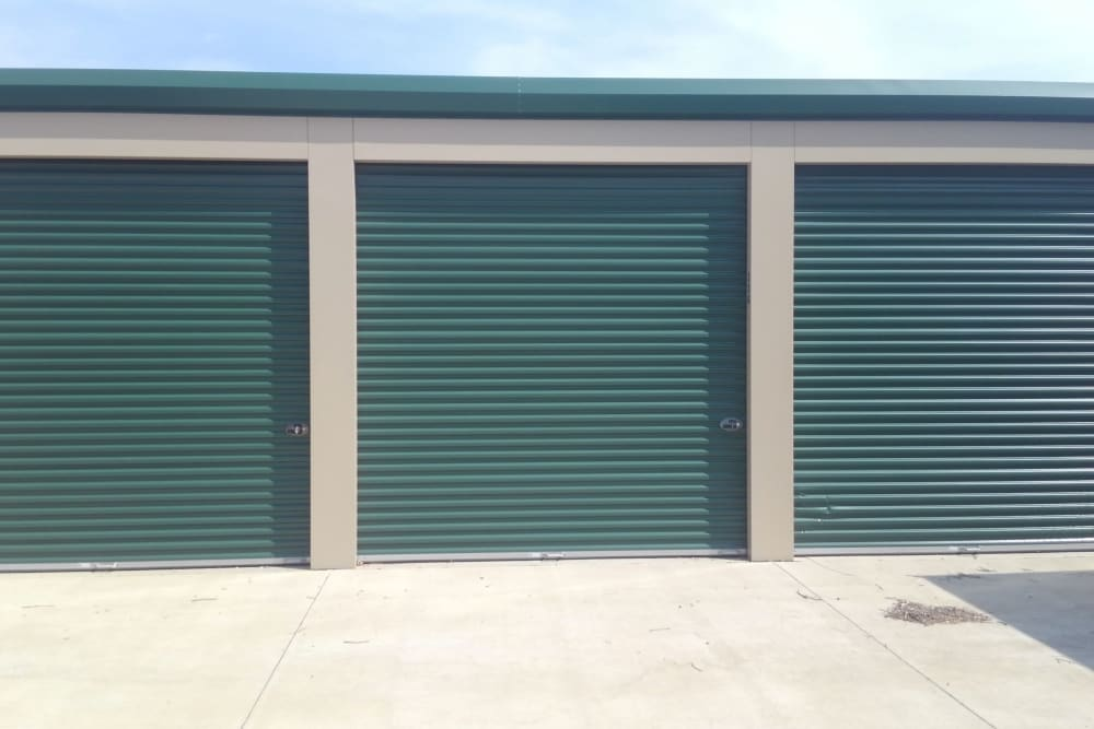 View our hours and directions at KO Storage of Salina - Centennial in Salina, Kansas
