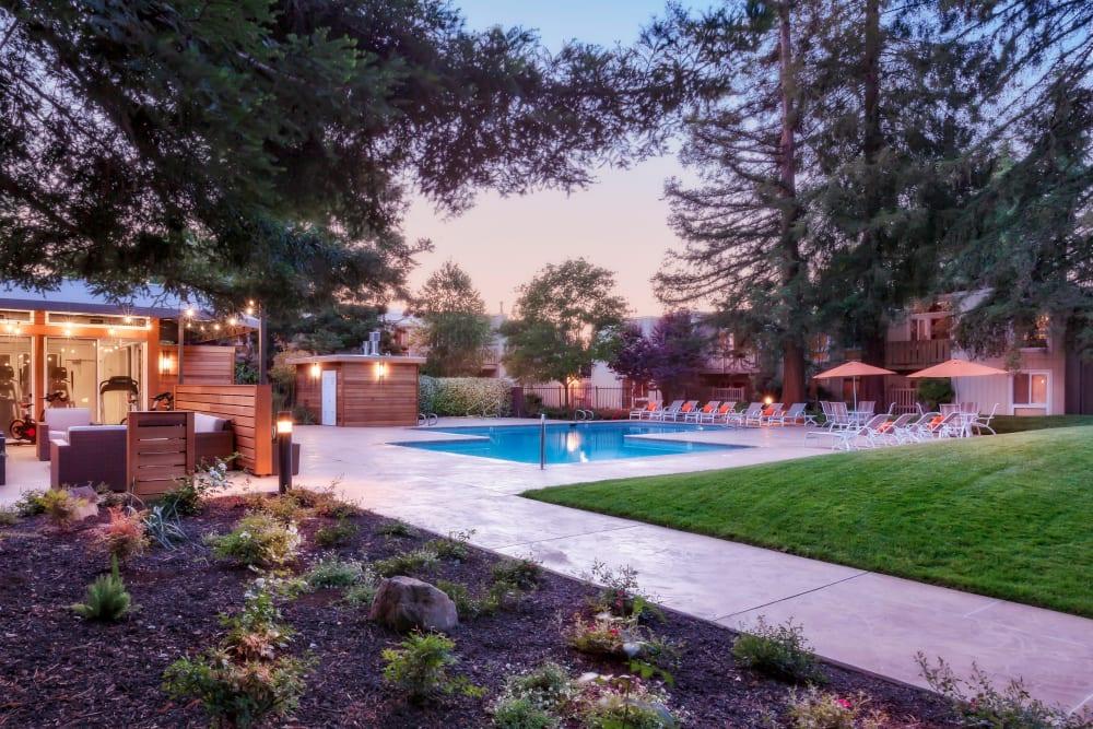 West San Jose Ca Near Santa Clara Brookdale Apartments