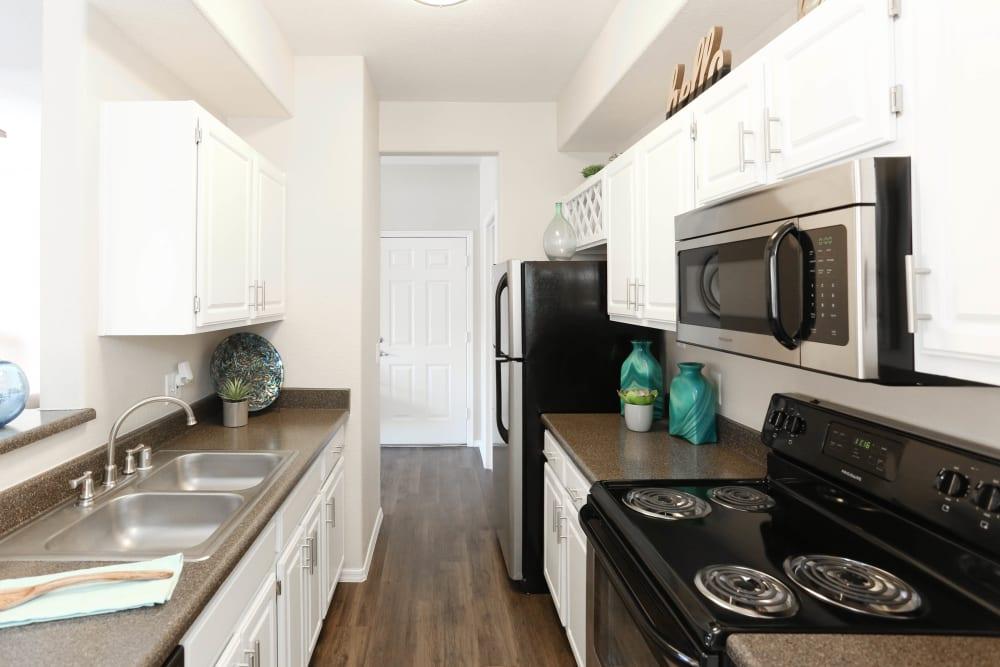 Kitchen at Tresa at Arrowhead Apartments in Glendale, AZ