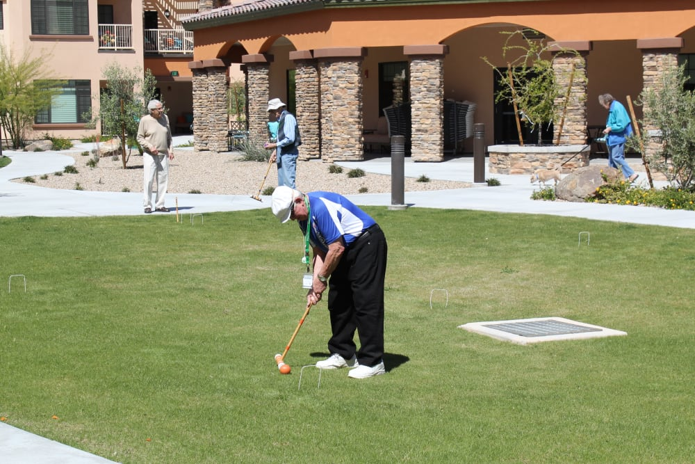 Activities at Orchard Pointe at Terrazza