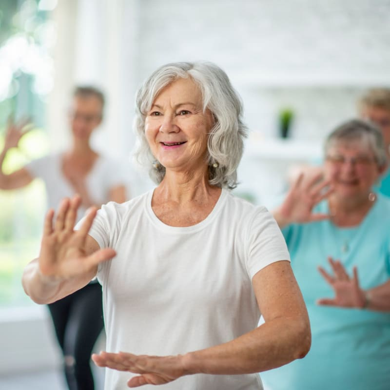 Fitness and Wellness at Clearwater at Sonoma Hills in Rohnert Park, California