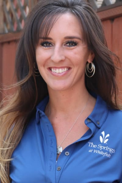 Nicole Jemming, Executive Director at The Springs at Whitefish in Whitefish, Montana