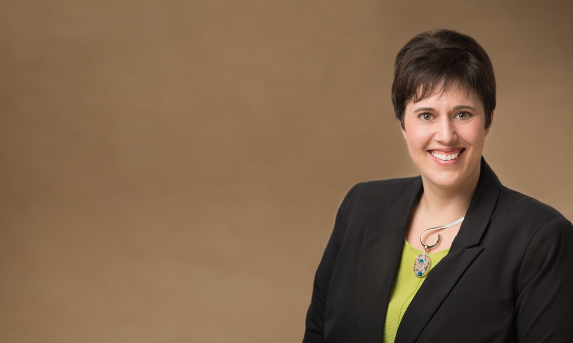 Wendy Schrag at Touchmark Central Office in Beaverton, Oregon