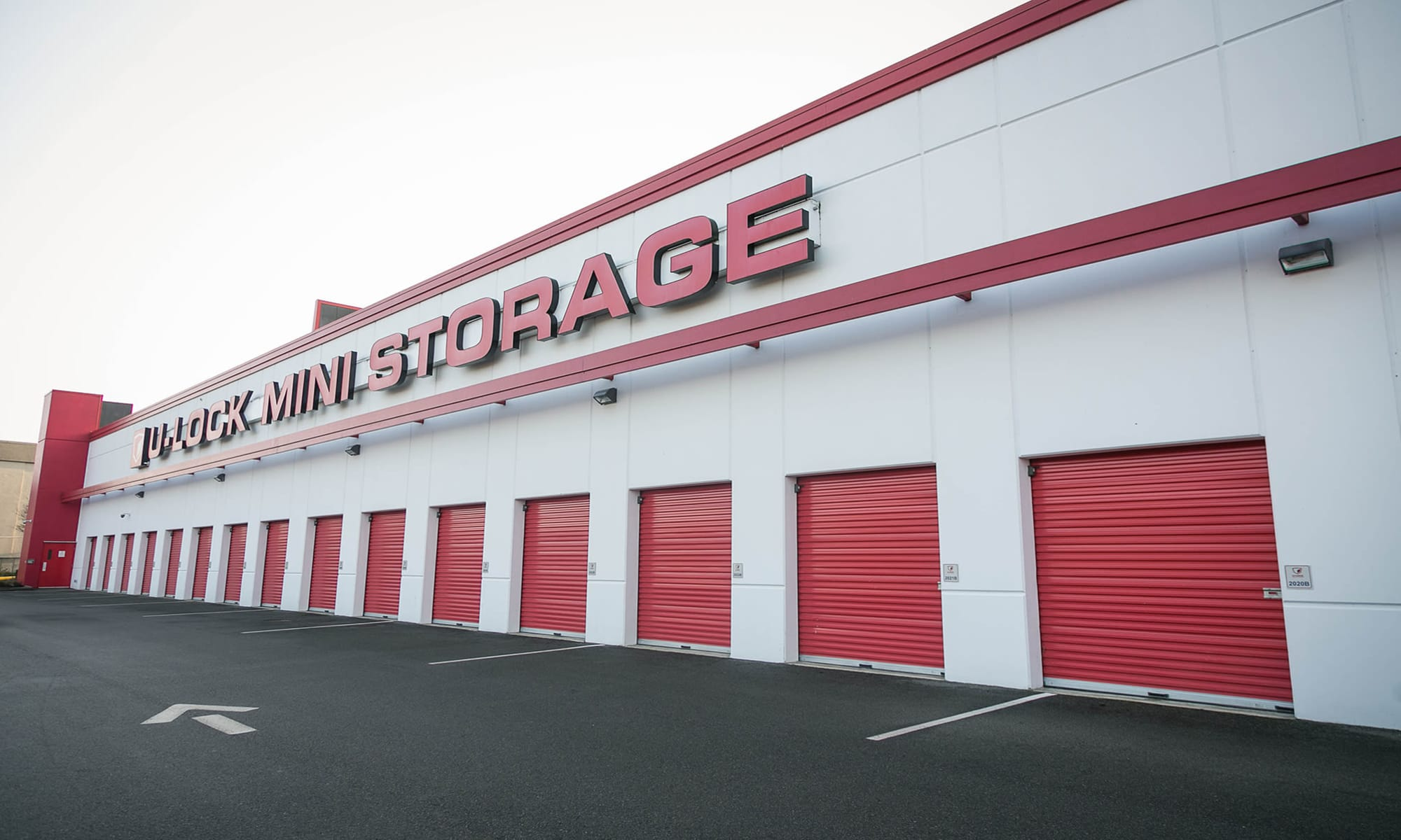 Self storage in Nanaimo BC