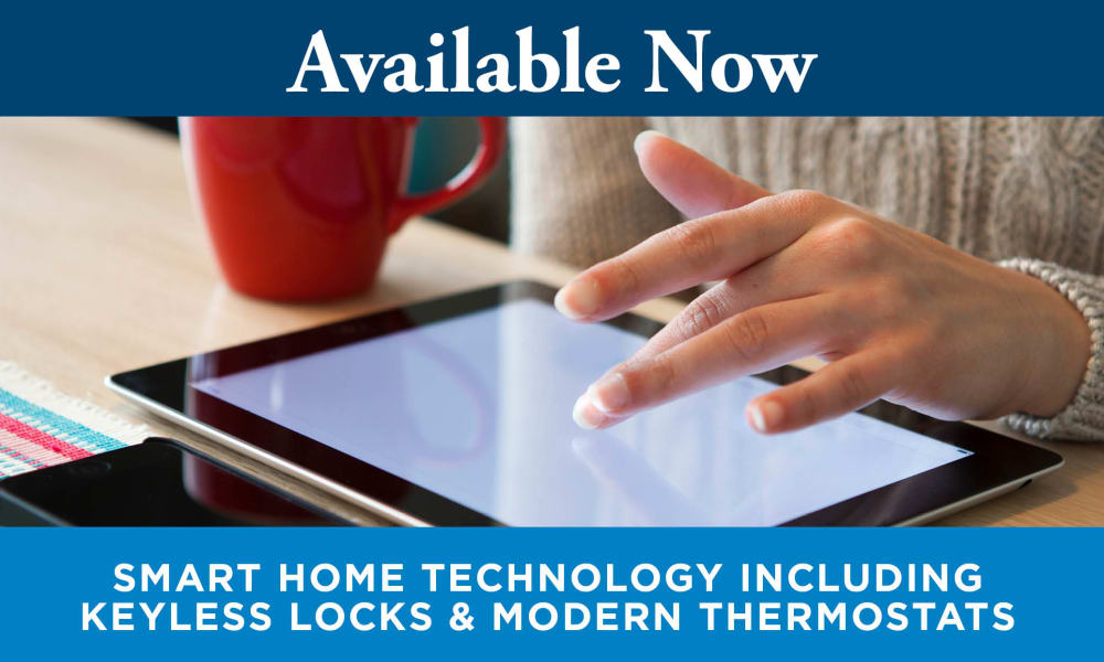 Smart Home Now Available at Northampton Apartment Homes in Largo, Maryland