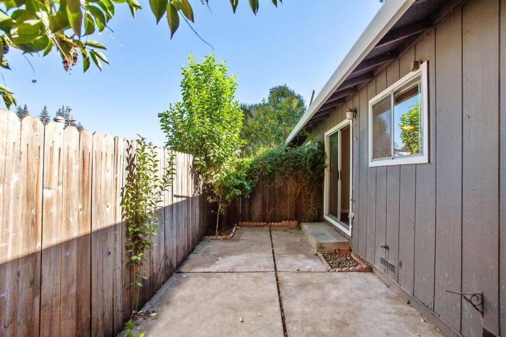 Beautiful Apartments with a Private Patio in Santa Rosa, California