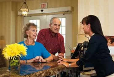 The concierge service for our The Villages senior living residents anticipates every need