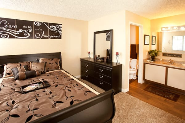 Sunrise Springs Apartments has many amenities to offer.