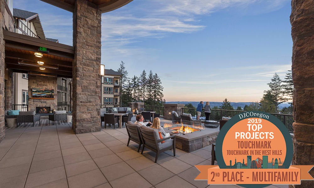 DJC TopProjects 2019 Winner - 2nd Place, Multifamily