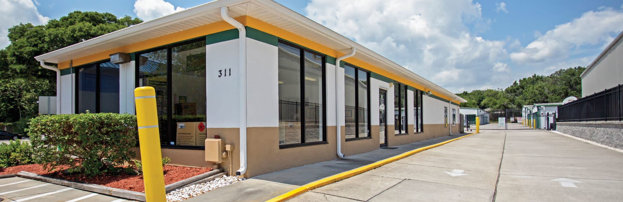 Metro Self Storage In Seffner, FL