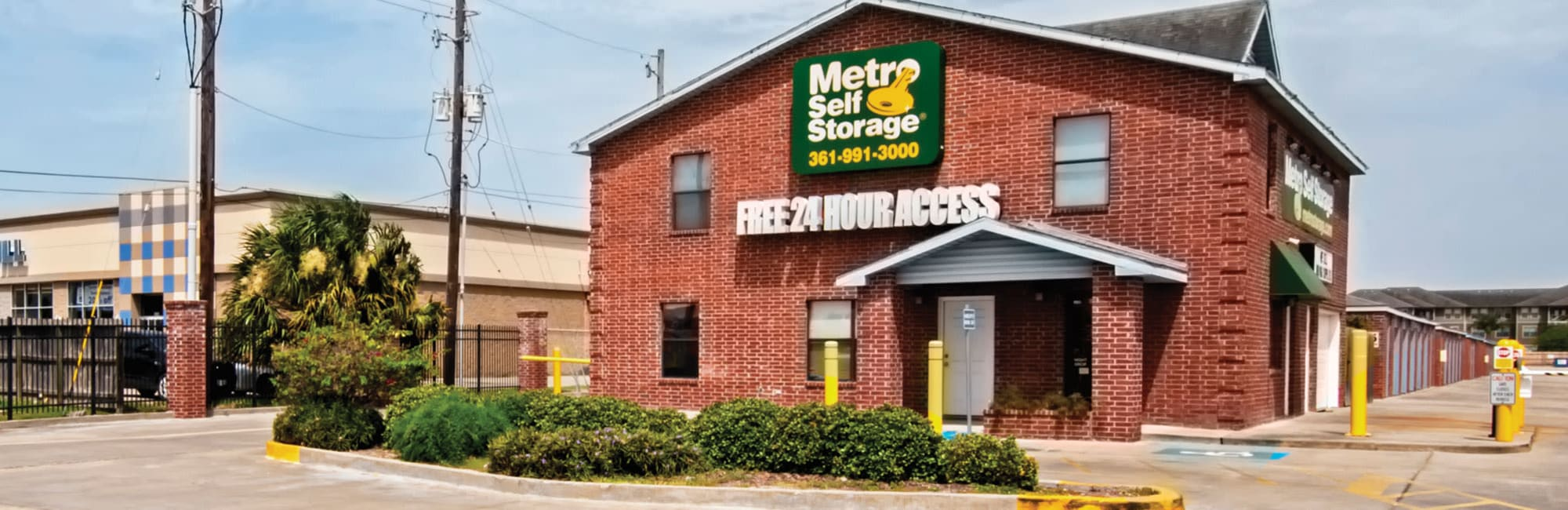 Metro Self Storage in Corpus Christi, TX