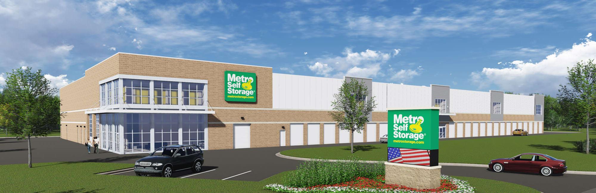Metro Self Storage in Line Lexington, Pennsylvania
