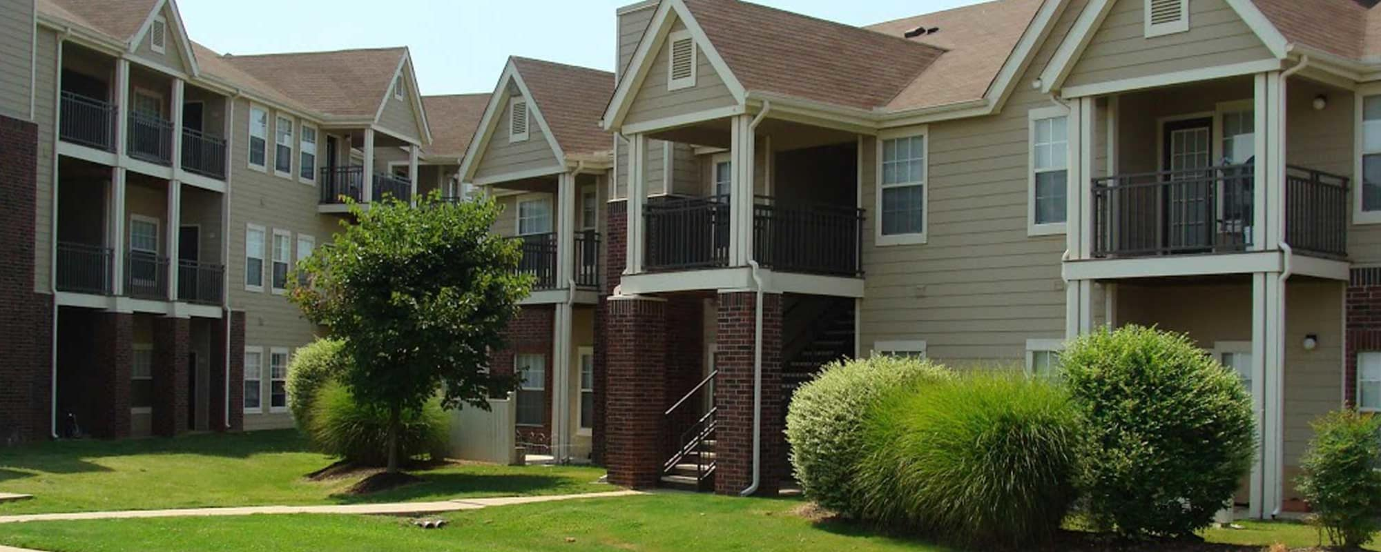 Apartments at Harbin Pointe Apartments in Bentonville, Arkansas