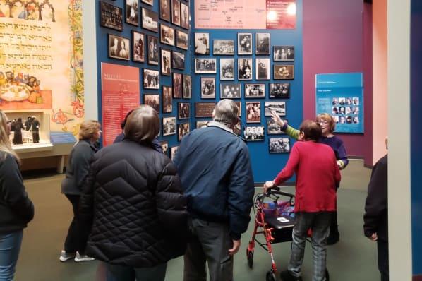Holocaust Memorial Center Outing