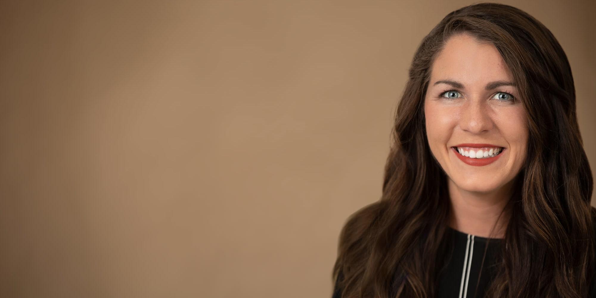 Destiny Sisk, Interim Executive Director at Touchmark on West Century in Bismarck, North Dakota
