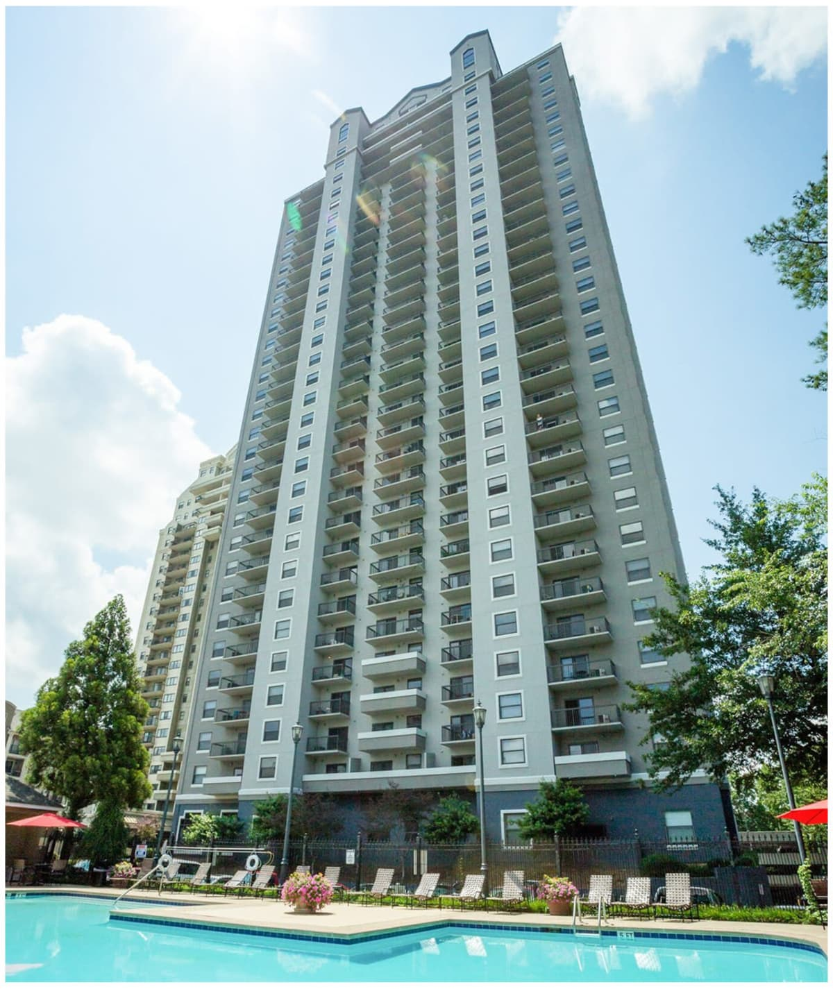 View our apartments at The Eva in Sandy Springs