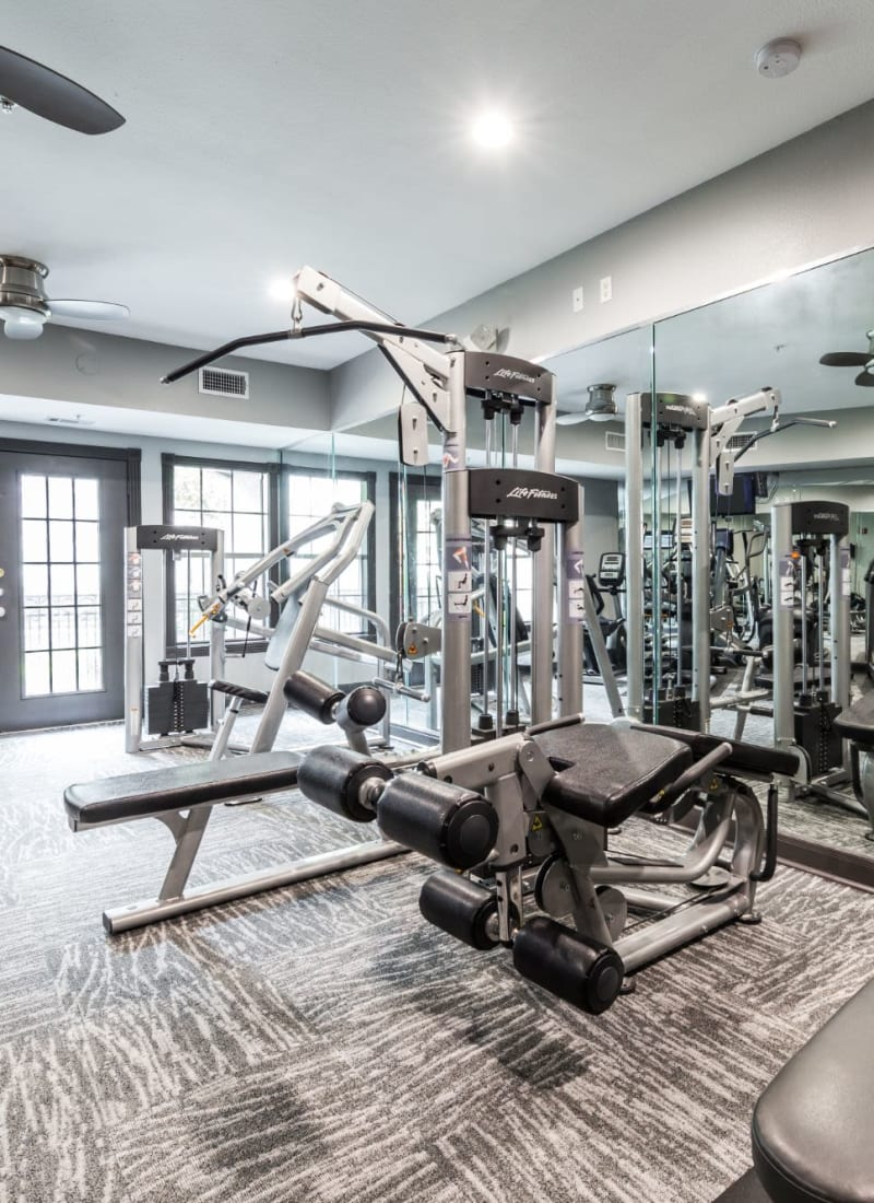 View our amenities at Marquis at Tanglewood in Houston, Texas