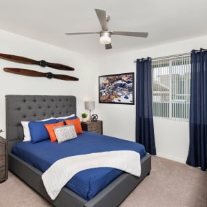 Floor Plans at Sky at Chandler Airpark in Chandler, Arizona