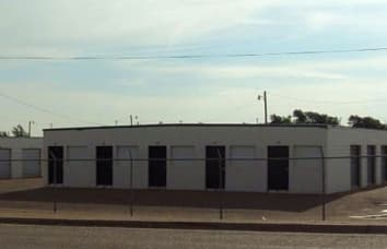 self storage units in Amarillo