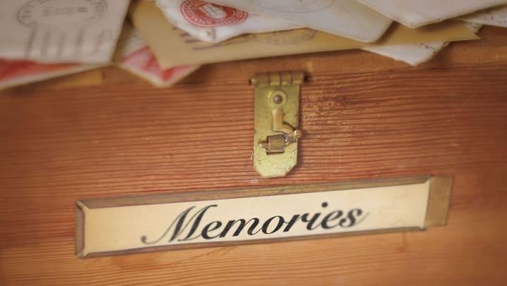 memory box for Alzheimers