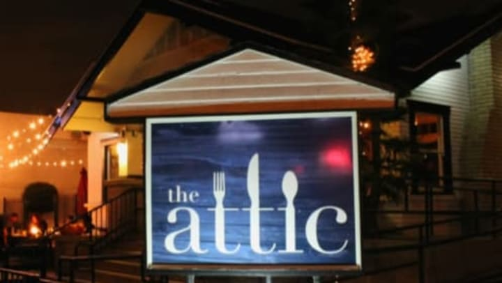 The Attic On Broadway Long Beach