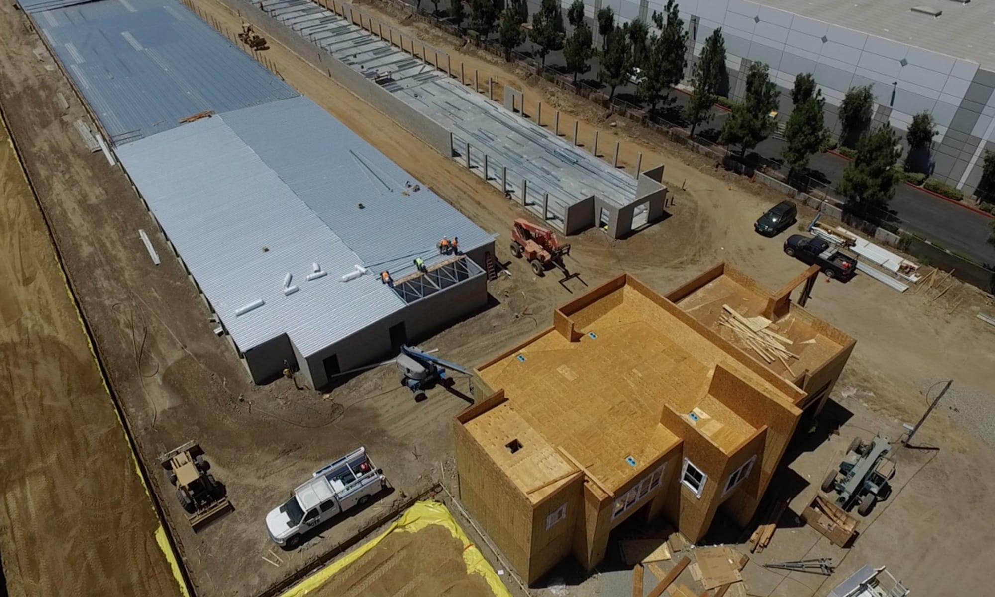 Storage at Chino Self Storage in Chino, California