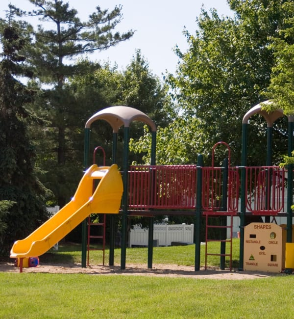 Playground at Shorebrooke
