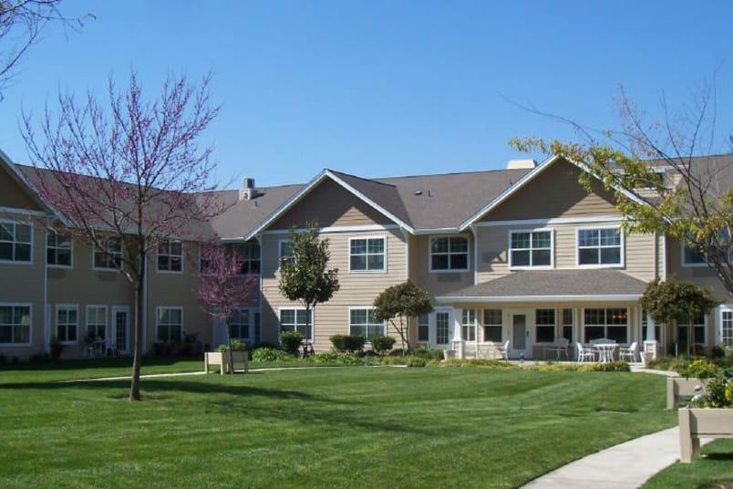 Dale Commons in Modesto, California
