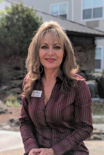 Donna Johnson at Timber Pointe Senior Living