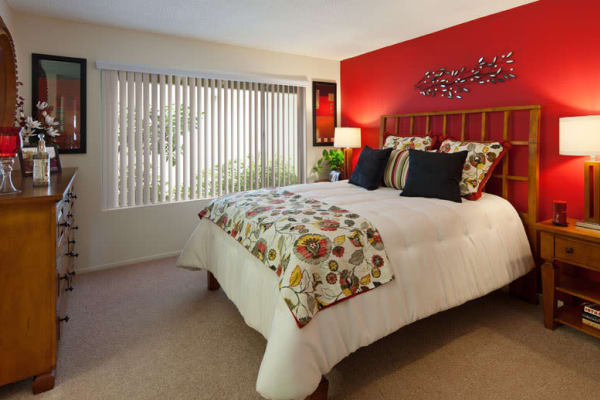 Find the right floor plan for you at Encina Meadows Apartments