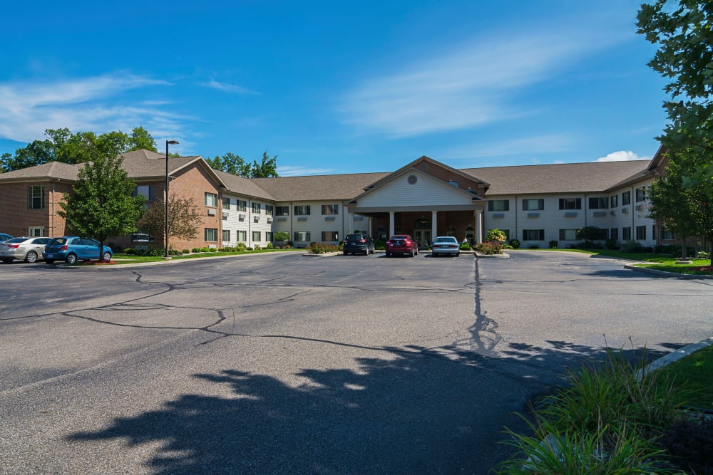 Beautiful Senior Living Community in Michigan City Indiana