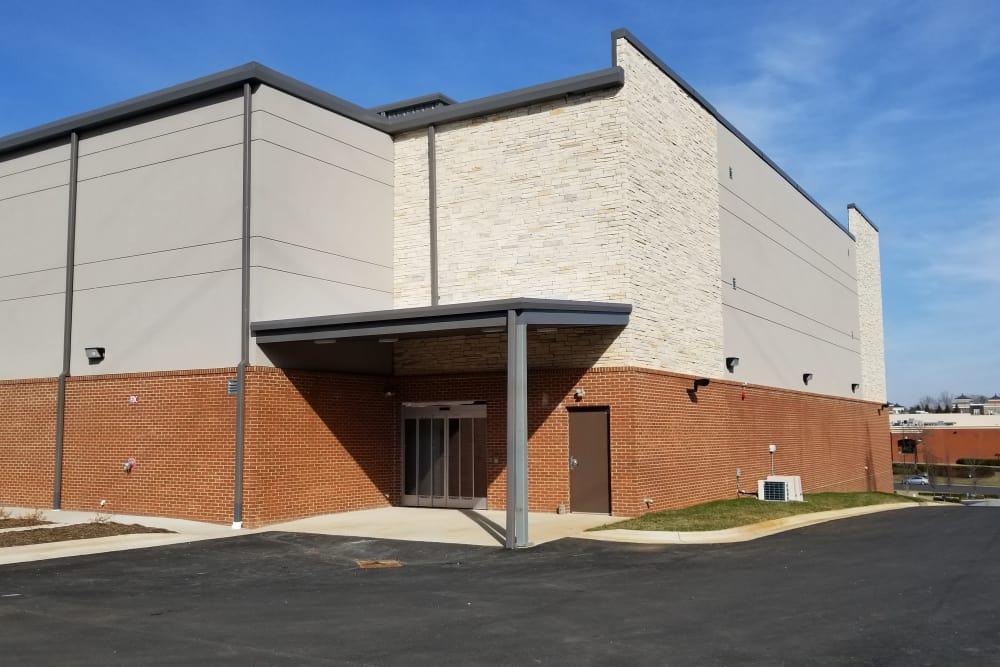 Exterior Storage Unit at AAA Self Storage