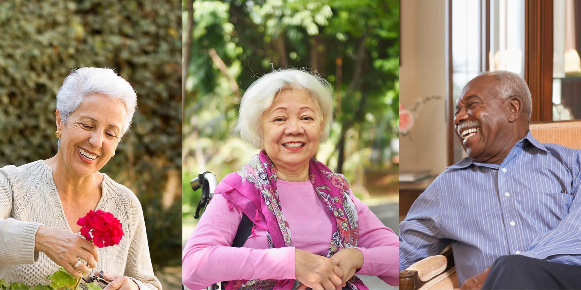 Senior living at Brookstone Estates of Fairfield in Fairfield, Illinois