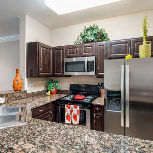 Floor Plans at Villas at Parkside in Farmers Branch, Texas