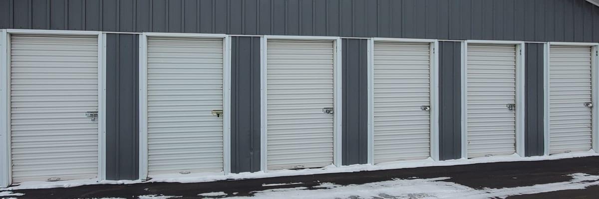 Contact KO Storage of Rush City in Rush City, Minnesota
