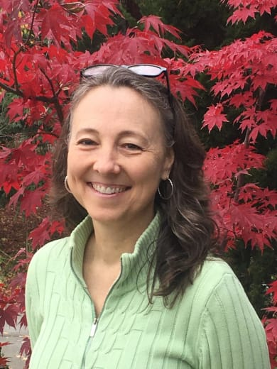 Randee Sunden of Maple Ridge Senior Living in Ashland, Oregon
